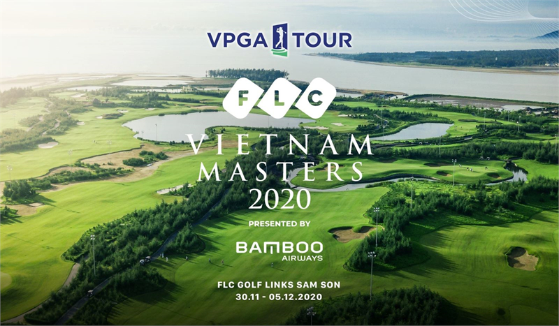 FLC Vietnam Masters 2020 presented by Bamboo Airways